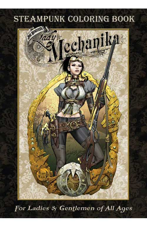 370 Best Steampunk Coloring Pages for Adults images   Steampunk ...   772x500